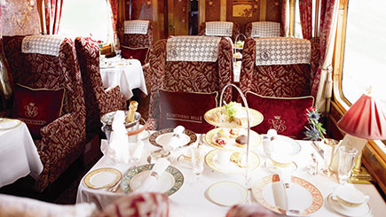 Afternoon Tea With Sparkling Wine For Two At Kerry Vale Vineyard