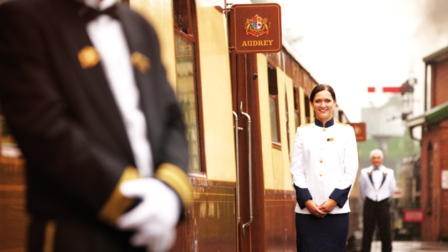 Belmond British Pullman Brighton Belle Experience For Two From London