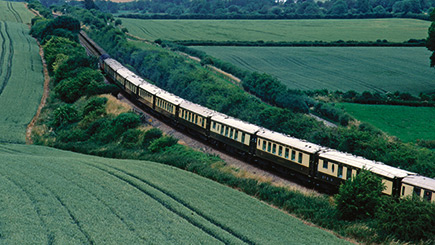 Belmond British Pullman Brighton Belle Experience from London