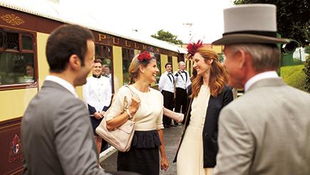 Belmond British Pullman Discover Folkestone Trip from London