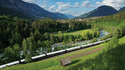 Venice Simplon-Orient-Express Trip for Two from London