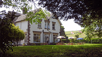 Hotel Escape for Two at Newton House Hotel, Ashbourne