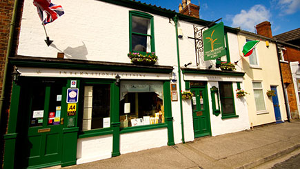 Hotel Escape for Two at The Old Bakery in Lincolnshire