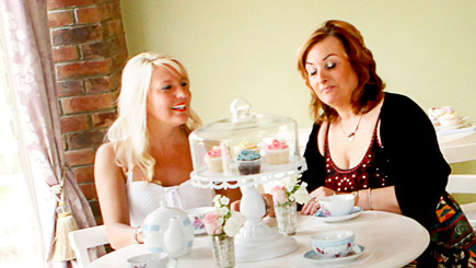Luxury Pamper Makeover With Afternoon Tea At Owl House Day Spa  Derbyshire