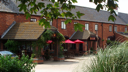 Hotel Escape for Two at The Olde Barn Hotel, Lincolnshire
