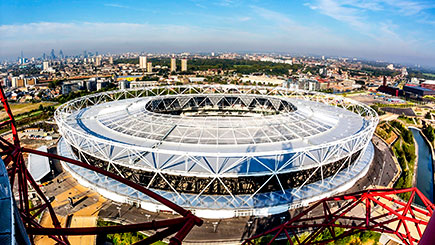 Tour of The London Stadium for Two - Adult and Child