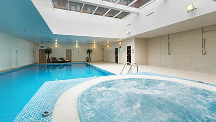 Midweek Spa Break for Two at The Oxfordshire