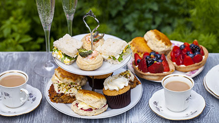 Luxury Spa Day with Afternoon Tea for Two, The Oxfordshire