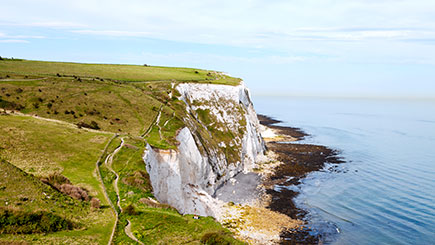 30 Minute Helicopter Tour of Dover and the East Kent Coast