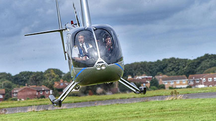30 Minute Light Aircraft Flight In Liverpool