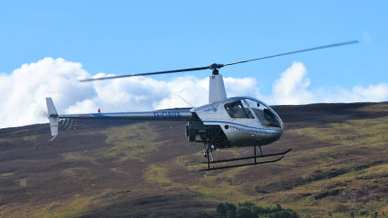 30 Minute Helicopter Trial Flight in Surrey