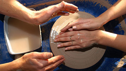 Weekend Pottery Course in Herefordshire