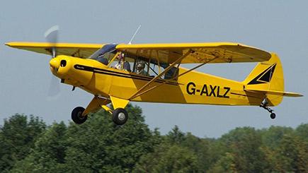 40 Minute Tiger Moth Flight In North Devon