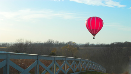 Hot Air Ballooning Anytime
