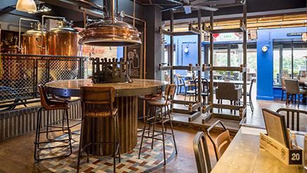 Brewery Day at Brewhouse and Kitchen Nottingham