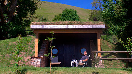 One Night Hobbit Hole Break in The Lake District