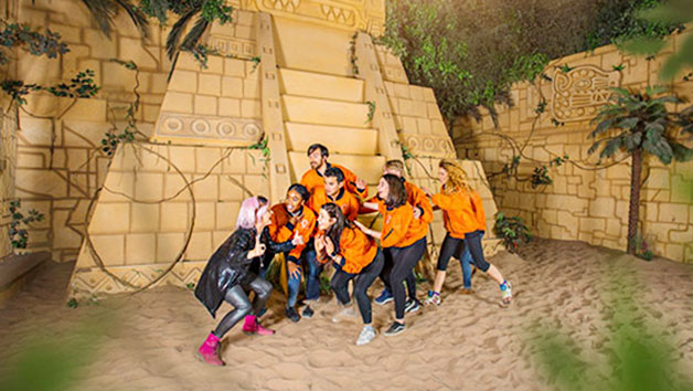 Crystal Maze Live Experience For Two - Weekdays