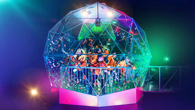 The Crystal Maze Live Experience For Two With Souvenir Crystal  Weekdays
