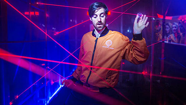 Crystal Maze Live Experience With Cocktails For Two - Week Round
