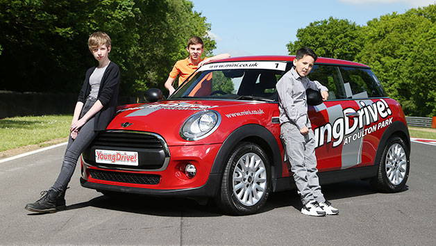 Bedford Autodrome Junior Driving Experience For One