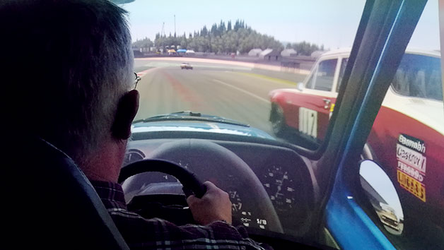 Car Racing Simulator Experience In Newcastle-upon-tyne For One
