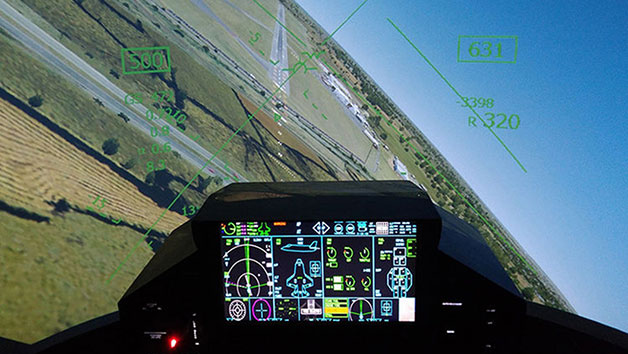 30 Minute F-35 Thor Fighter Jet Simulator Experience For One