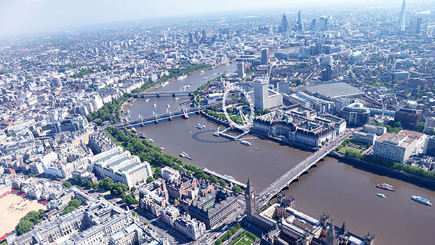 Click to view product details and reviews for 30 Minute Helicopter Sightseeing Tour Of London For Two.