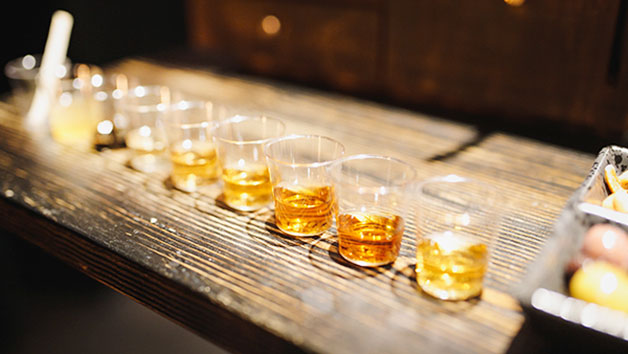 Spiced Dry Rum Club Masterclass For Two