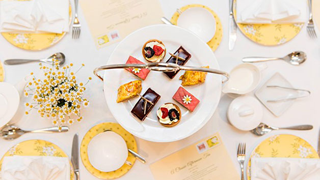 Traditional Afternoon Tea For Two At The Bistro  St James Court Hotel