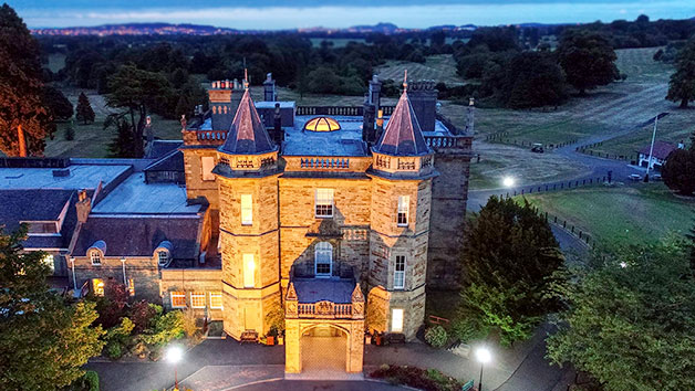 Overnight Escape At Dalmahoy Hotel And Country Club For Two