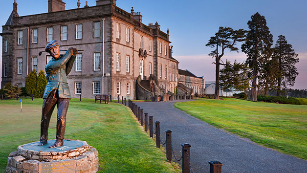 Afternoon Tea At Dalmahoy Hotel And Country Club For Two People