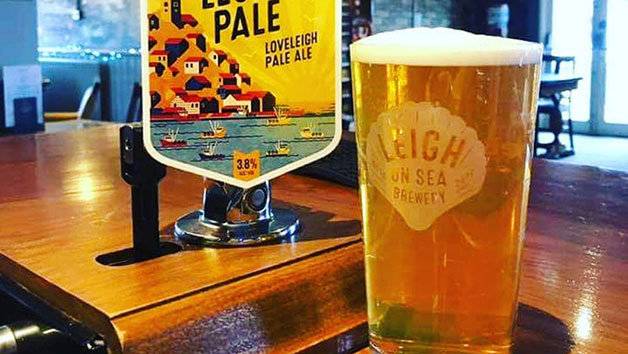 Beer Tasting And Tour At Leigh On Sea Brewery For Two