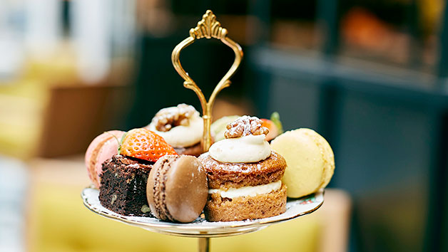 Traditional Afternoon Tea At Novotel London Bridge For Two