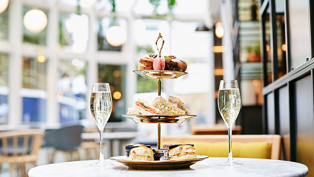 Afternoon Tea And Glass Of Bubbles At Novotel London Bridge For Two