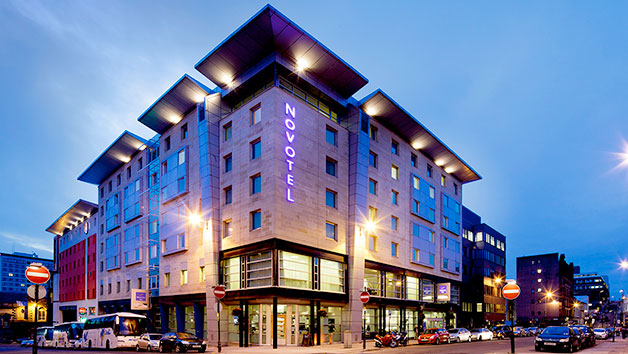 Two Night Family Getaway At A Novotel Hotel