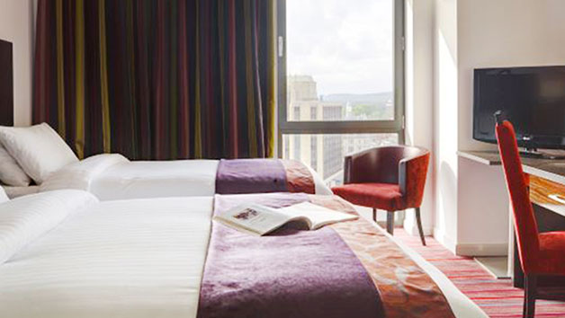 One Night Break At Clayton Hotel Cardiff For Two
