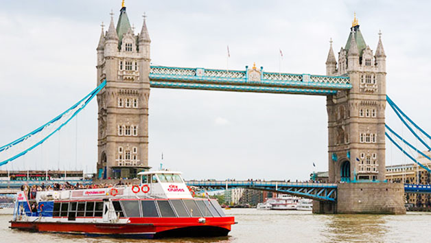 Entry To Tower Of London And Sightseeing Cruise For Two