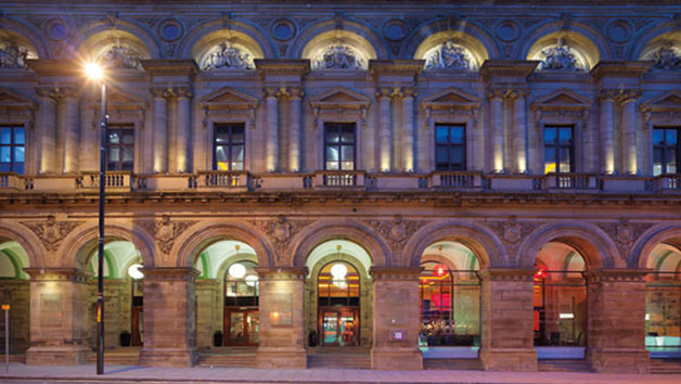 Whisky Masterclass And Tasting At 5* Radisson Edwardian Manchester For Two