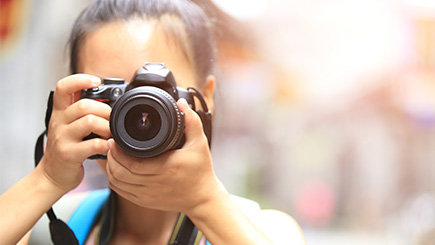 Full Day Introduction To Photography in Edinburgh