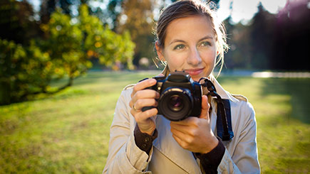 Full Day Introduction To Photography in Oxford