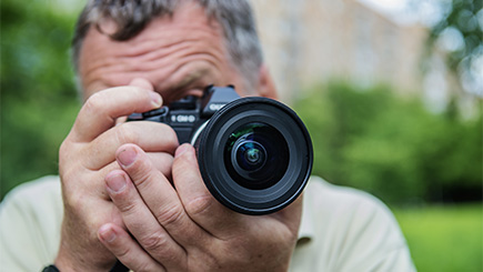 One-To-One Photography Course