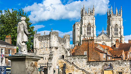 York Photography Tour