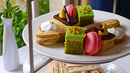Afternoon Tea for Two at The Royal Crescent Hotel and Spa, Bath