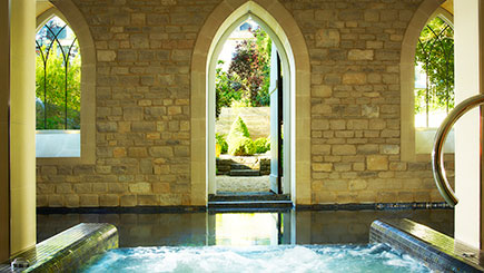Romantic Spa Hideaway for Two at The Royal Crescent Hotel and Spa, Bath