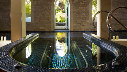 Spa Retreat with Afternoon Tea for Two at The Royal Crescent Hotel and Spa, Bath