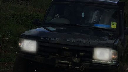 Night 4x4 Off Road Driving Experience in Bedfordshire