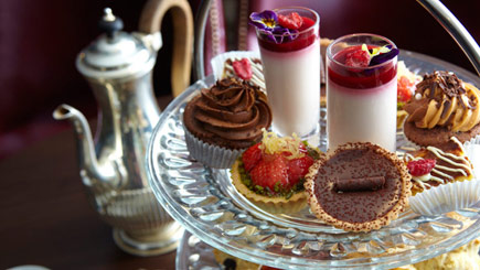 Pamper Treat and Luxury Afternoon Tea for Two