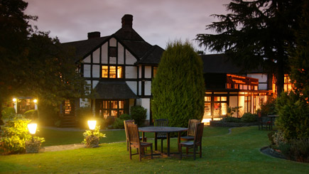 Hotel Escape with Dinner for Two at The Legacy Thatcher's Hotel, Surrey