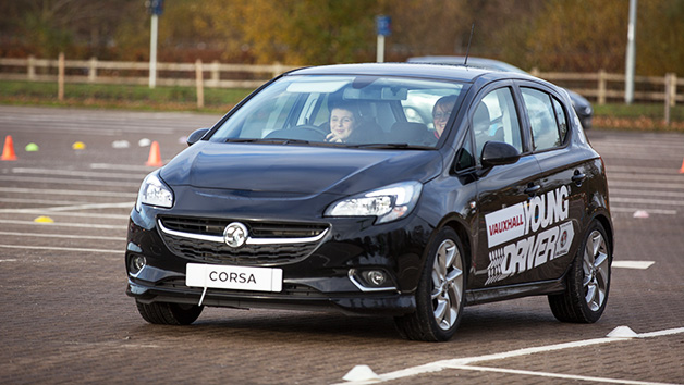 An Hour Young Driver Experience  Uk Wide