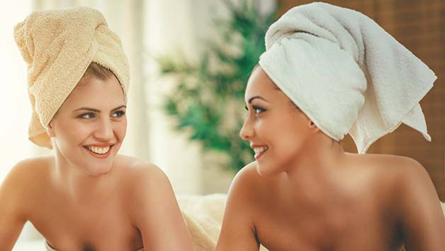 Premium Spa Day with up to 60 Minutes of Treatments, Lunch or Afternoon Tea for Two